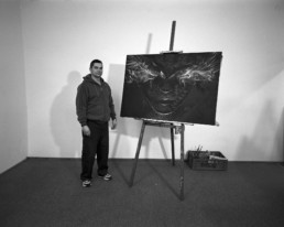 Tomek Gola - Prison Art