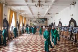 Tomek Gola - Prison Art Exhibition