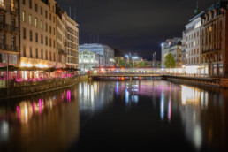 Geneve - La nuit est belle