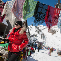 Caucasian Avalanche - Azau