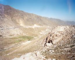 M41. Salang Pass, Afghanistan